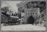 Tunnel du Simplon